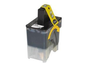 LD © Brother Compatible LC41Bk Black Ink cartridge. (LC41 Series)