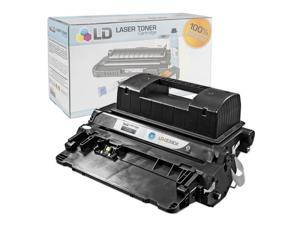 LD Compatible Replacement Laser Toner Cartridge for HP CE390X Black for LaserJet Enterprise 600 M4555h MFP, 600 M603dn, M603xh, ...
