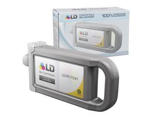 LD © Compatible Canon PFI-704Y Yellow Ink Cartridge
