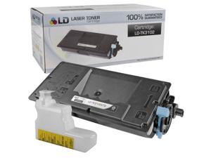 LD © Compatible Kyocera-Mita Black TK-3102 / 1T02MS0US0 Laser Toner Cartridge for use in FS-2100DN Printers
