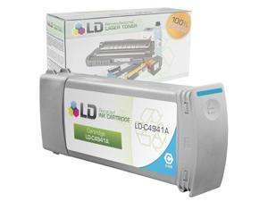 LD © Remanufactured Replacement Ink Cartridge for Hewlett Packard C4941A (HP 83) Cyan