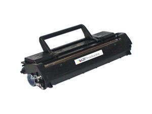 LD © Remanufactured Black Laser Toner Cartridge for Lexmark 69G8256 (Optra E Series Printers)