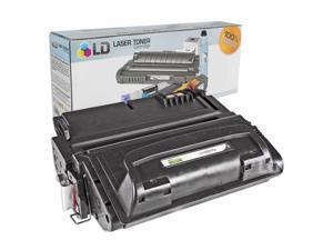 LD © Remanufactured Replacement Laser Toner Cartridge for Hewlett Packard Q5945A (HP 45A) Black