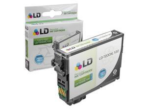 LD Remanufactured Epson T200XL120 / T200XL / T200 High Yield Black Inkjet Cartridge for use in Expression XP-200, XP-300, XP-310, XP-400, XP-410 and Workforce WF-2520, WF-2530, WF-2540 Printers