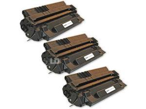 LD © Remanufactured Replacement Laser Toner Cartridges for Hewlett Packard C4129X (HP 29X) Black (3 Pack)
