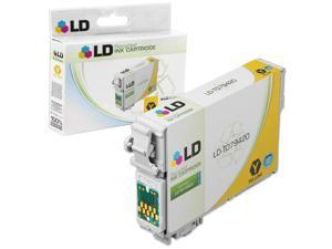 LD © Remanufactured Replacement for Epson T079420 (T0794) Yellow High Yield Ink Cartridge for use in Epson Stylus 1400 & Artisan 1430 Printers
