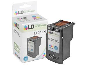LD Canon CL211XL / CL211 HY Color Remanufactured Inkjet Cartridge for the Canon Pixma MX330, MX420, MX350, iP2700, MP250, MX360, MP280, MP490, MX320, MP499, MP240, MX340, iP2702, MP230, MP270, MP480
