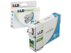 LD © Remanufactured Replacement for Epson T079220 (T0792) Cyan High Yield Ink Cartridge for use in Epson Stylus 1400 & Artisan 1430 Printers