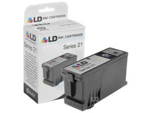 LD © Compatible Y498D / 330-5275 (Series 21) Black Ink Cartridge for Dell V313 and V313w