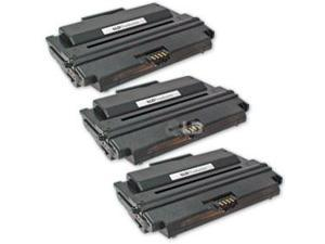 LD © Dell Compatible PF658 Set of 3 Toners for the 1815dn Printer