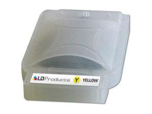 LD © Brother Compatible LC25Y Yellow Ink cartridge. (LC25 Series)