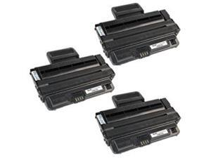 LD © Compatible Xerox 108R00795 / 108R795 3PK High Yield Black Laser Toner Cartridges for use in Xerox Phaser 3635 Printer ...