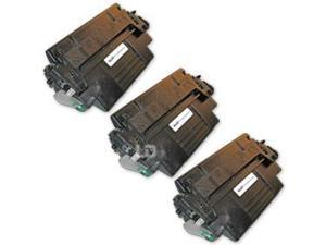 LD © Remanufactured Replacement Laser Toner Cartridges for Hewlett Packard 92298A (HP 98A) Black (3 Pack)