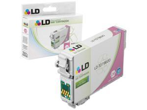 LD © Remanufactured Replacement for Epson T079620 (T0796) Light Magenta High Yield Ink Cartridge for use in Epson Stylus 1400 & Artisan 1430 Printers