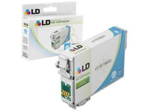 LD © Remanufactured Replacement for Epson T079520 (T0795) Light Cyan High Yield Ink Cartridge for use in Epson Stylus 1400 & Artisan 1430 Printers