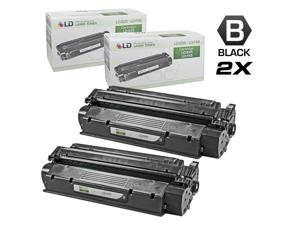 LD © Canon Remanufactured S35 (7833A001AA) Set of 2 Black Laser Toner Cartridges