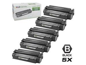LD © Canon Remanufactured S35 (7833A001AA) Set of 5 Black Laser Toner Cartridges