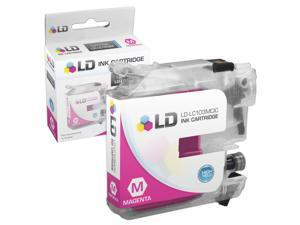 LD © Brother Compatible LC103M High Yield Magenta Ink Cartridge  for the MFC J245, J285DW, J450DW, J470DW, J475DW, J650DW, ...