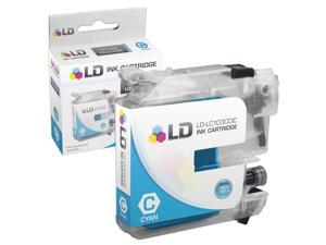 LD © Brother Compatible LC103C High Yield Cyan Ink Cartridge  for the MFC J245, J285DW, J450DW, J470DW, J475DW, J650DW, J6520DW, ...
