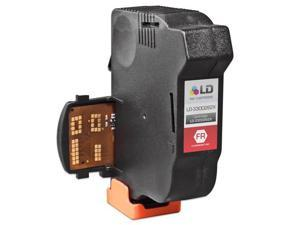 LD © Remanufactured Replacement for Hasler Fluorescent Red 3300262X inkjet cartridge for the  WJ20