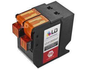 LD © Compatible Replacement for Neopost Fluorescent Red 4135554T (ISINK34) Inkjet Cartridge