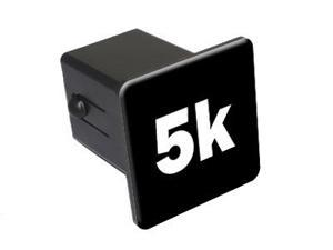 """5k - Running - 2"""" Tow Trailer Hitch Cover Plug Insert"""