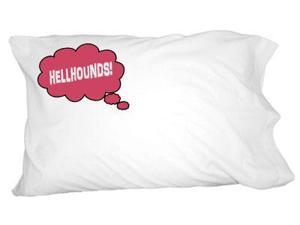 Dreaming of Hellhounds - Red Novelty Bedding Pillowcase Pillow Case