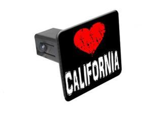 "California Love - 1 1/4 inch (1.25"") Tow Trailer Hitch Cover Plug Insert"