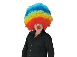 Mega Clown Wig