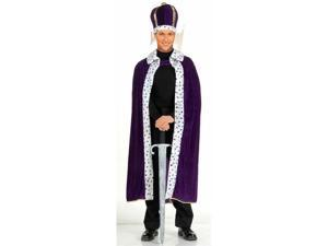 King Robe and Crown Set
