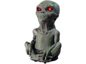 Roswell Motion Action Alien Baby Decoration