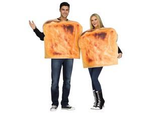 Grilled Cheese Men and Women Couples Costume