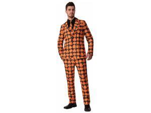 Pumpkin Pattern Dress Suit Plus size Costume