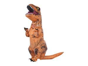 Jurassic World Movie Inflatable T-Rex Dinosaur Boys Costume deluxe
