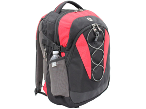 Wenger SwissGear NORITE Laptop Notebook Computer Backpack - Red