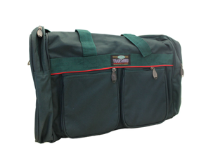 "Transworld Lightweight Collapsible 19"" Carry-On Duffel Bag - Forest Green"