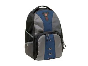 Wenger SwissGear JASPER Laptop Notebook Computer Backpack - Blue