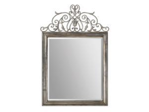 Uttermost Kissara Metal Mirror