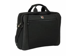 "Wenger SwissGear LUNAR Slimcase 16"" Laptop Notebook Computer Case - Black"