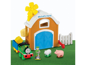 Fisher-Price Thomas the Train: Percy at McColl's Farm Playset