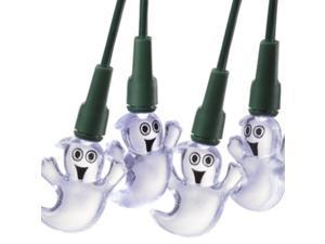 Sylvania 25 LED Ghost Lights Halloween String Light Set
