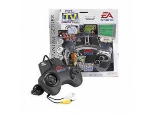 Jakks EA Sports Plug & Play TV Video Game Madden Pro Football & NHL Hockey