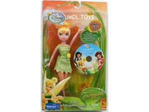 Disney Fairies Tinkerbell Doll Fairy Golds Garden Tink Fairy Doll Fairygold