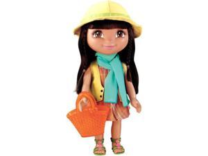 Fisher Price Dora The Explorer Beach Adventure Dress-Up Collection Doll Clothes