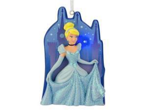 Disney Princess Light Up Cinderella Christmas Ornament