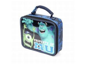 Arctic Zone Monster University 3D Soft Lunch Box Insulated Lunch Bag Lunchbox