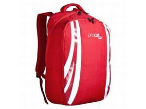 Puma Procat Red & White Backpack Sport School Travel Back Pack