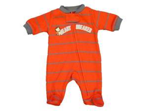 Carters Infant Boys Valentines Day Sleeper Red Heart Breaker Baby Pajamas
