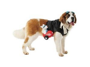 Dog Sidecar Rider Costume Race Car Driver Pet Costume