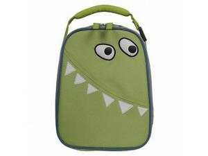 Circo Green Monster Lunch Box Insulated Lunch Bag Lunchbox